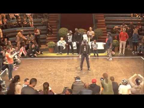 Walid @ CIRCUS BATTLE 3 Démo Juge Popping