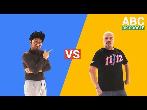 #SelaluTauMusik: Kunto Aji vs Bagus NTRL main ABC OK Google