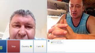Пенсионер с Украины