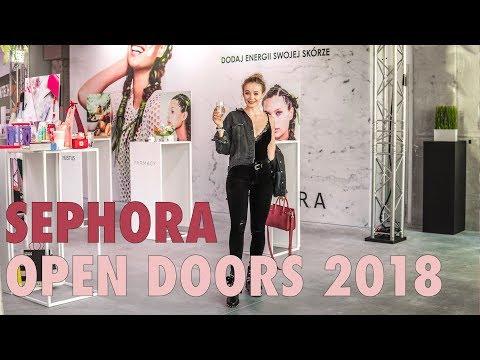 SEPHORA OPEN DOOR '18 + UNBOXING Z ALANEM