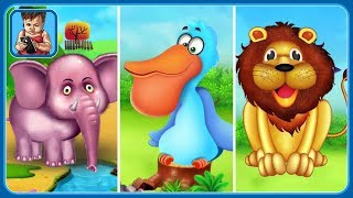 My Little Zoo Animals for Kids * Cartoon about Animals for Kids * Educational Game App for Kids
