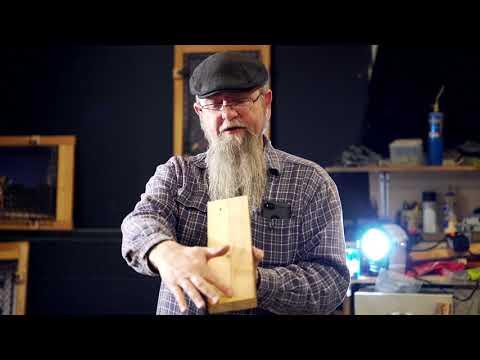 DIY frame ideas using reclaimed wood in Detroit 6 of 9