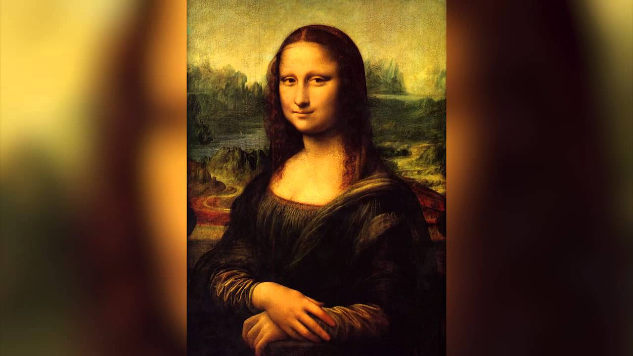Teaching Kids About the Mona Lisa : Painting Basics