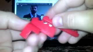 Лего оружие самоделки