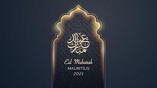 Eid Mubarak Mauritius   2021