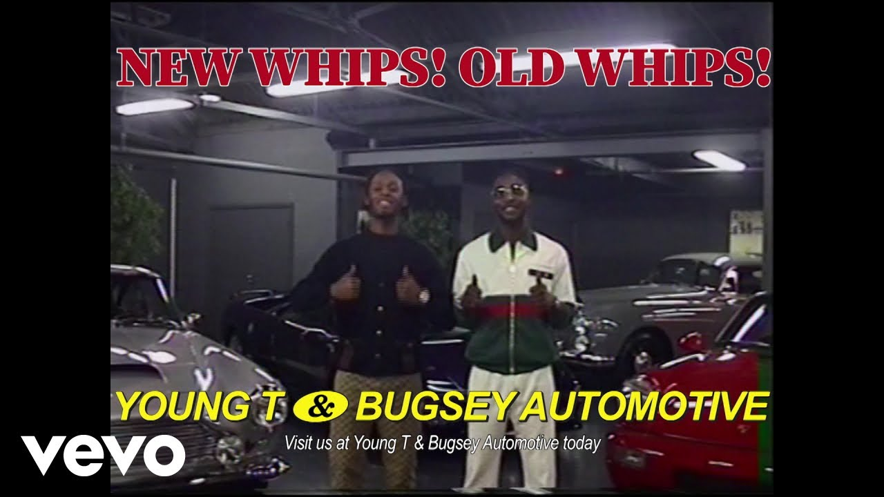 Young T & Bugsey - New Shape (Official Video)