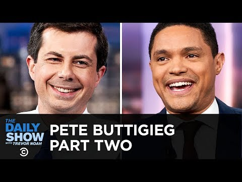 Pete Buttigieg - Why It's Not Radical to Reform the Electoral College | The Daily Show