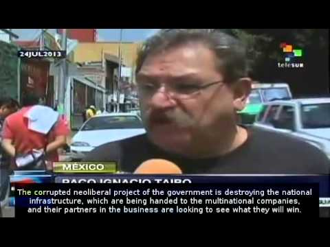 Mexico: MORENA launches campaign against oil privatisation