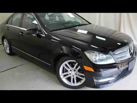 Used 2012 Mercedes Benz C Class Teaneck Englewood, NJ #0001N