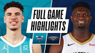 Game Recap: Hornets 118, Pelicans 110