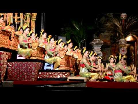 Gamelan performance by women