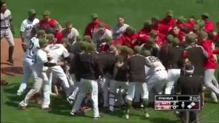 Bryce Harper Fight