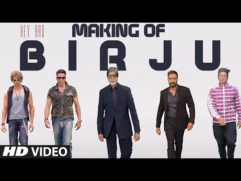 Making of 'Birju' Video Song | Hey Bro | Ganesh Acharya, Prem Chopra | T-Series