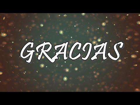 Gracias: Redimi2 - Marcos Brunet (LETRA)