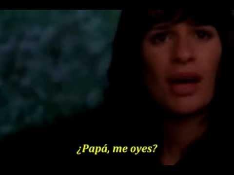 Glee - Papa, Can You Hear Me FULL PERFORMANCE SUBTITULADO ESPAÑOL