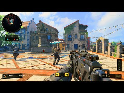 Early Call of Duty: Black Ops 4 Multiplayer Gameplay