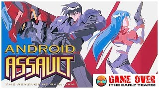 Game Over: Android Assault: The Revenge of Bari-Arm (Sega CD) - Defunct Games