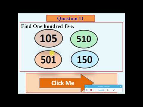 MATH QUIZ FOR CLASS 2 - YouTube