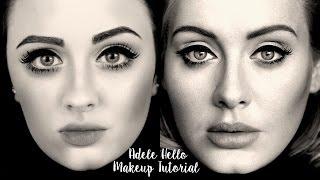 Adele Hello Makeup Tutorial - mp3 مزماركو تحميل اغانى