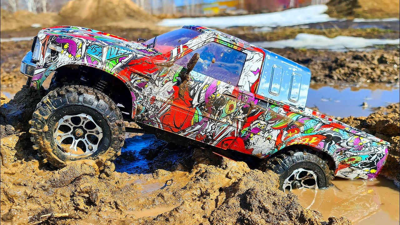 Toyota HiLux 4x4 MUD Racing Extreme