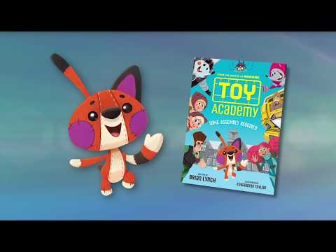 Toy Academy: Some Assembly Required by Brian Lynch