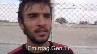 Emirdag.Gen.TR Emirdağ Spor İhsaniye Spor Karşılaşması