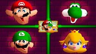 Mario Party Series - Funny Minigames