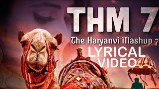 Gambar cover The Haryanvi Mashup 7 Lyrics   Lokesh Gurjar   Gurmeet Bhadana  Desi King   Totaram   Baba Bhairupia