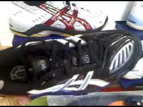 asics gel blast 3 squash shoes review
