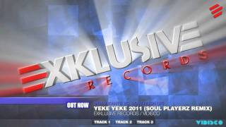Mory Kanté vs Loverush UK! - Yeke Yeke 2011 (Remixes)
