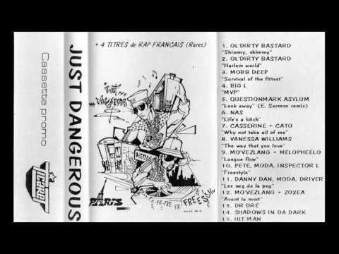 Dany Dan, Moda Feat. Driver - Les Neg de la Peg (1995)