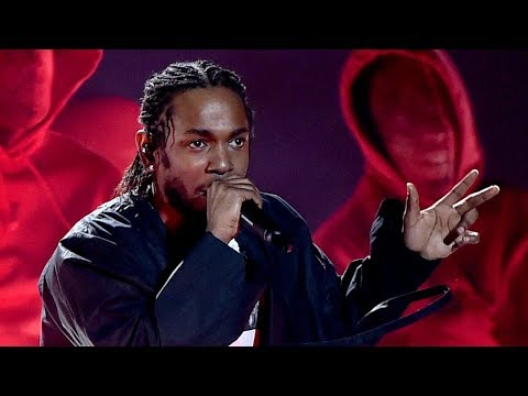 "Kendrick Lamar Gives POWERFUL ""XXX"" Grammys Performance Ft. U2, Dave Chappelle"