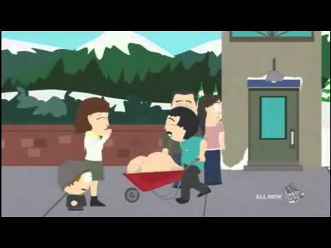 South Park - Randy Marsh Buffalo Soldier