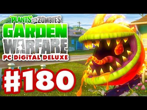 Plants vs. Zombies: Garden Warfare - Gameplay Walkthrough Part 180 - Gardens & Graveyards w/ Mac!