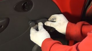 видео Замена ручки стеклоподъемника своими руками