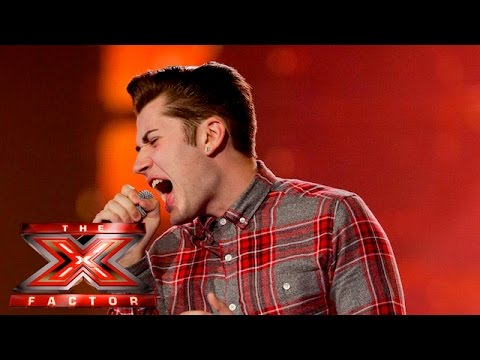 Will Nick take a chance on Jamie Eldridge? | 6 Chair Challenge | The X Factor UK 2015