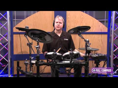 Yamaha DTX750K Electronic Drum Kit Overview | Full Compass