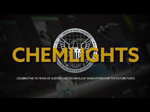 ONR 70th Anniversary - Chemlights