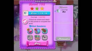 IMPOSSIBLE Candy Crush Saga! Four Move Bombs EVERYWHERE!