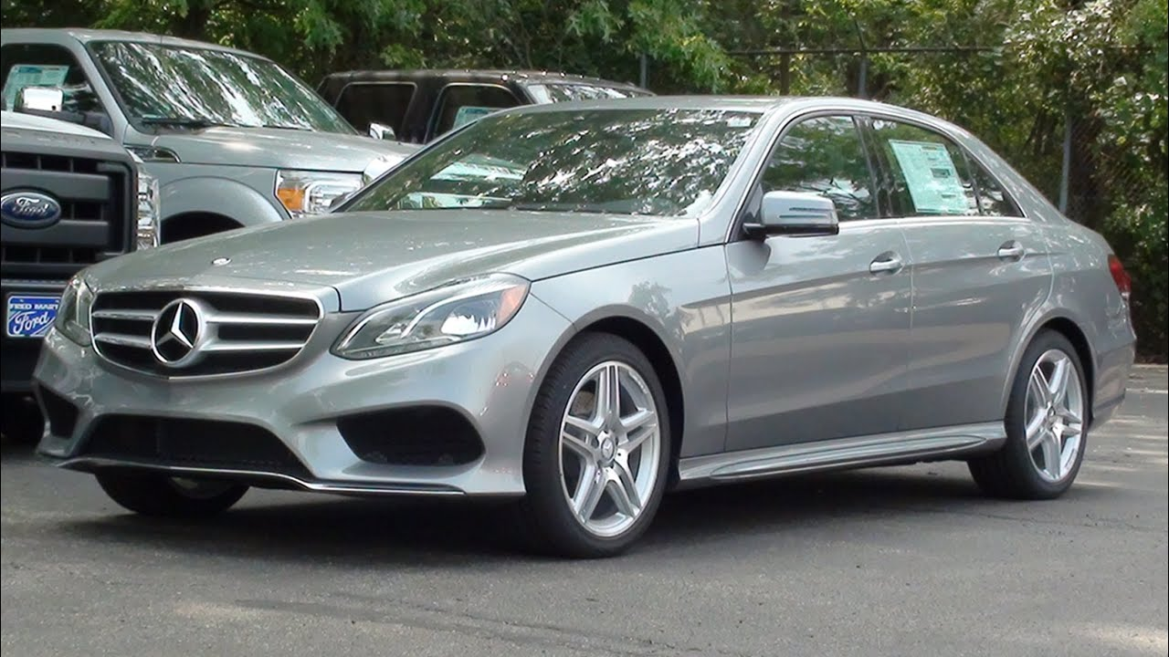 Mvs 2014 mercedes benz e350 sport 4matic doovi for Benz sport katalog