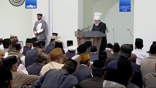 Friday Sermon 23 August 2019 (English): Men of Excellence