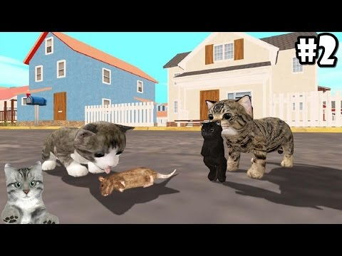 Cat Sim Online: Play with Cats - Raise a Family - Android / iOS - Gameplay Episode 2