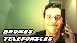 BROMA TELEFONICA | ZARCORT CHEETO TIPARRACO EDDISPLAY!