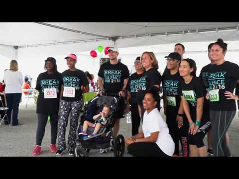 NOCC Dallas 2016 Run/Walk to Break the Silence on Ovarian Cancer