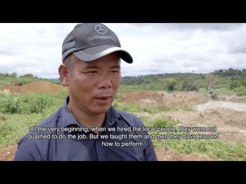 Small-scale Gold Mining: Chinese Operations in Cameroon