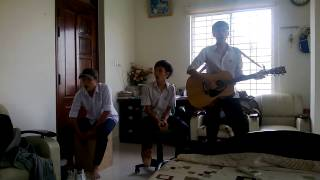 Bay + Taxi ( acoustic ) cover HD