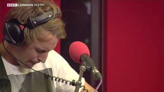 Ben Howard - Black Flies (Live on the Sunday Night Sessions on BBC London 94.9)