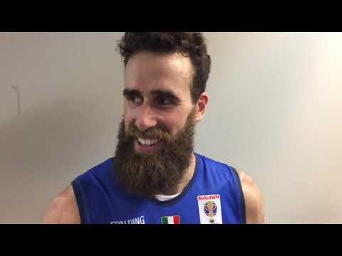 Intervista a Gigi Datome post Ungheria-Italia#ItalBasket #basket #FIBAWCQ - UkusTom