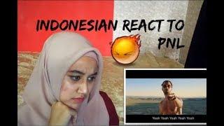 PNL - A l'Ammoniaque [Clip Officiel] INDONESIA REACTION