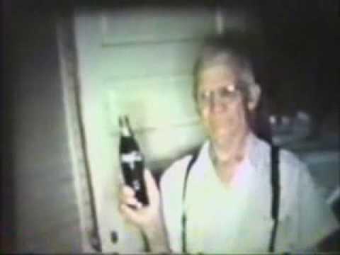 Noah Crow Coca Cola Commercial 1960's Sylacauga, A...